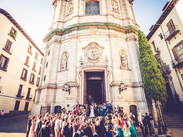 La boda de Jose Carlos y Tania en San Sebastian De Los Reyes, Madrid 21