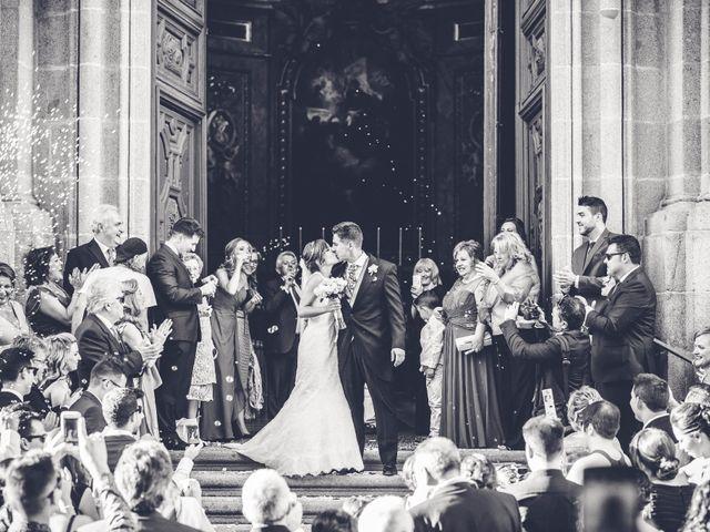La boda de Jose Carlos y Tania en San Sebastian De Los Reyes, Madrid 22