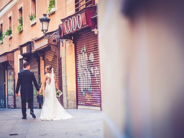 La boda de Jose Carlos y Tania en San Sebastian De Los Reyes, Madrid 23