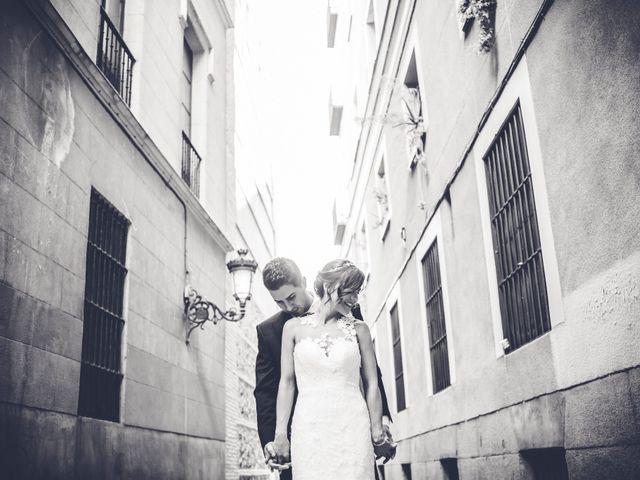 La boda de Jose Carlos y Tania en San Sebastian De Los Reyes, Madrid 24