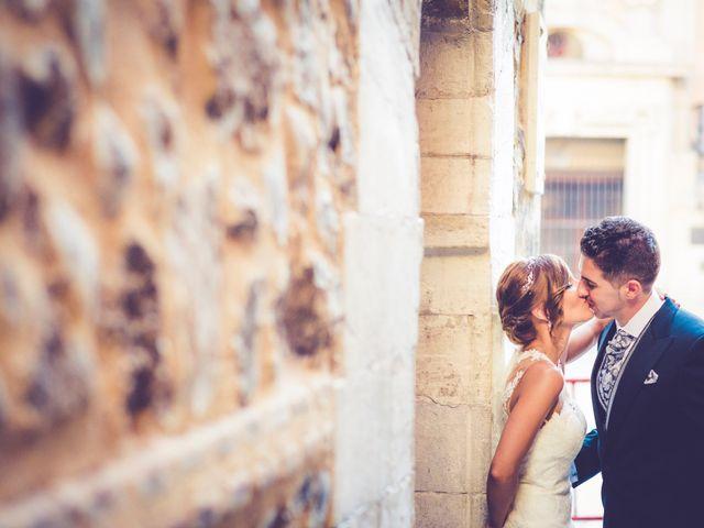 La boda de Jose Carlos y Tania en San Sebastian De Los Reyes, Madrid 25
