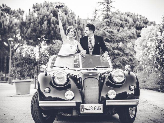 La boda de Jose Carlos y Tania en San Sebastian De Los Reyes, Madrid 2