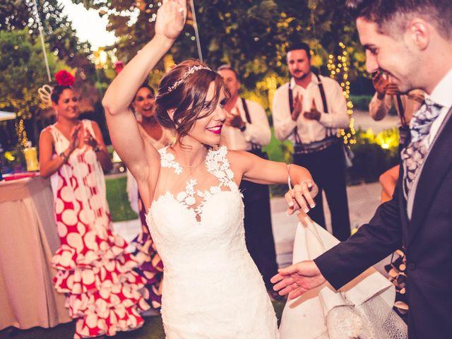 La boda de Jose Carlos y Tania en San Sebastian De Los Reyes, Madrid 35