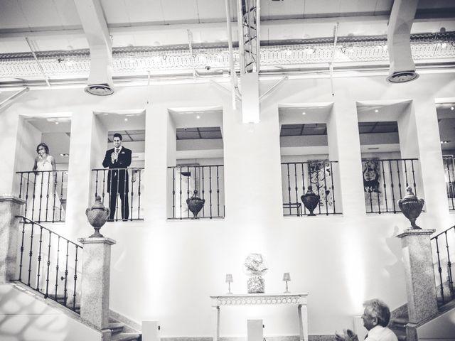 La boda de Jose Carlos y Tania en San Sebastian De Los Reyes, Madrid 36