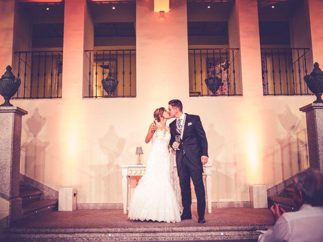 La boda de Jose Carlos y Tania en San Sebastian De Los Reyes, Madrid 37