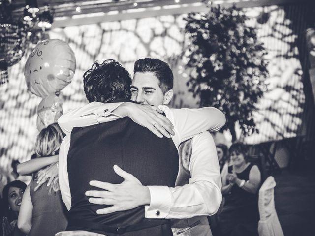 La boda de Jose Carlos y Tania en San Sebastian De Los Reyes, Madrid 39