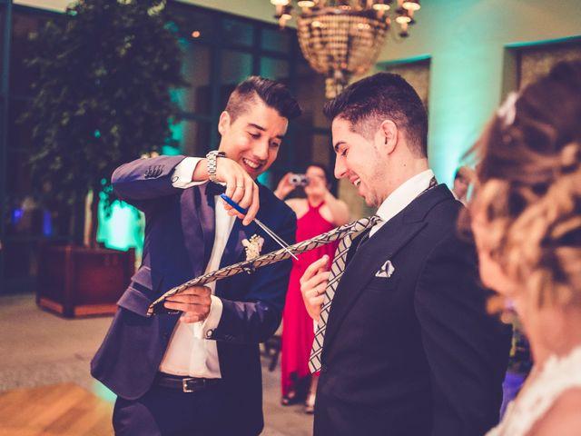 La boda de Jose Carlos y Tania en San Sebastian De Los Reyes, Madrid 42