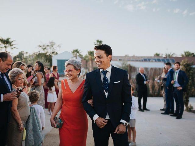 La boda de Pablo y Cristina en Bolonia, Cádiz 9
