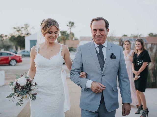 La boda de Pablo y Cristina en Bolonia, Cádiz 11