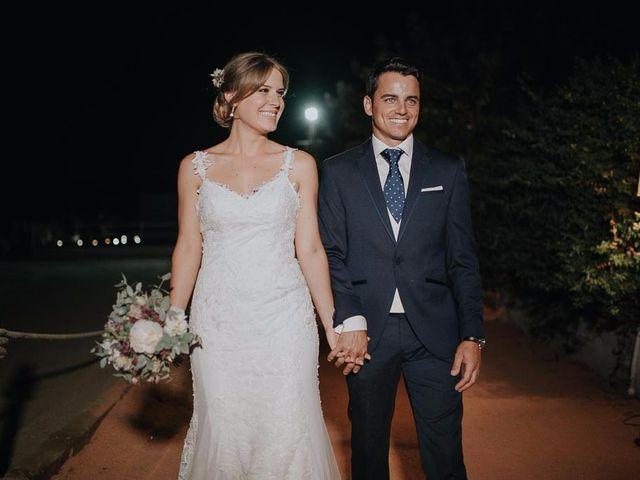 La boda de Pablo y Cristina en Bolonia, Cádiz 16