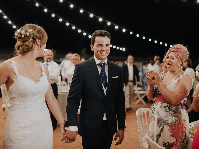 La boda de Pablo y Cristina en Bolonia, Cádiz 21