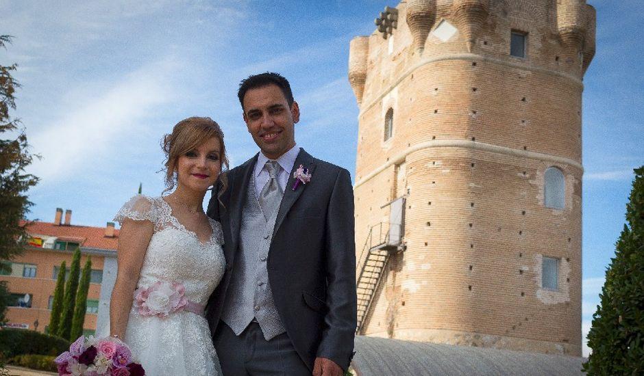 La boda de Alberto y María en Arroyomolinos, Madrid