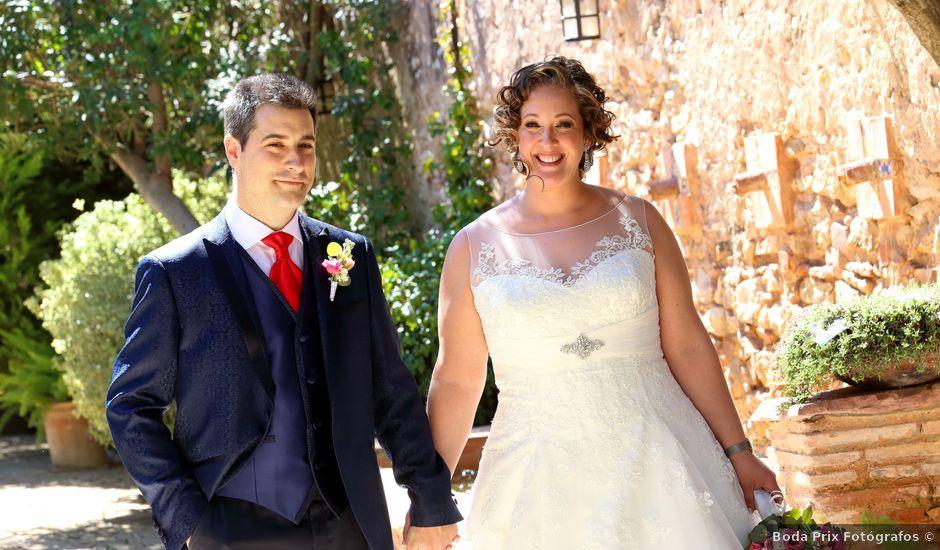 La boda de Alejandro y Laura en El Puig, Valencia