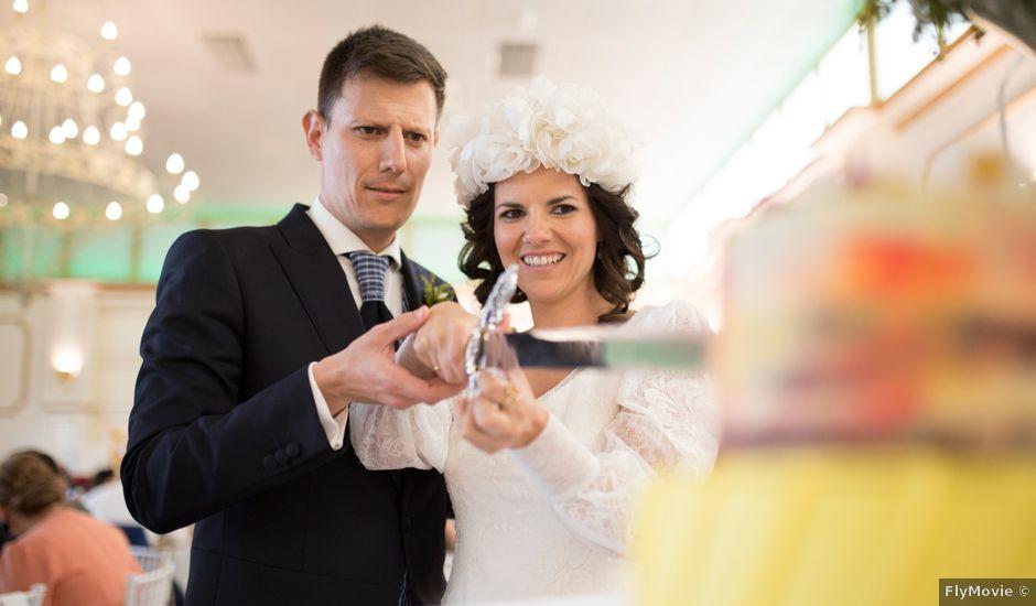 La boda de Javi y Elvira en Córdoba, Córdoba