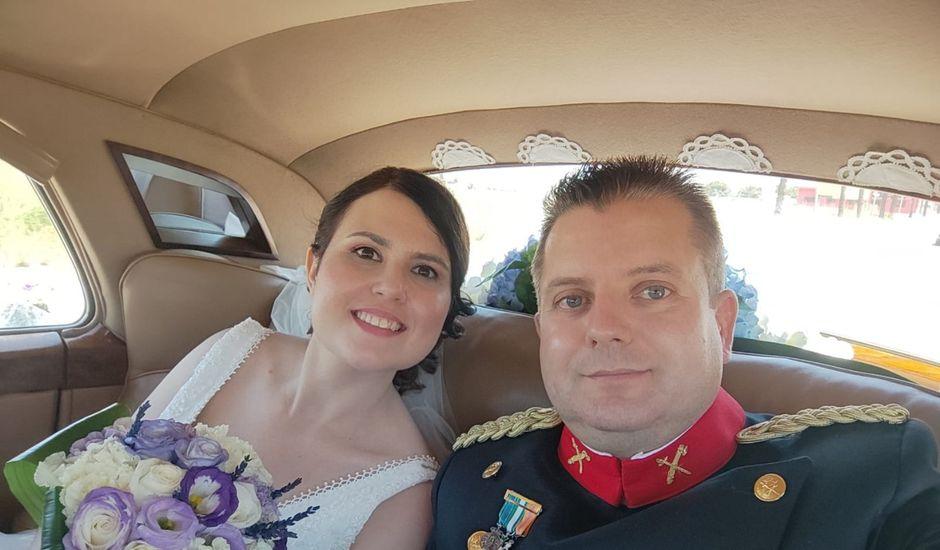 La boda de Sergio y María Dolores  en La Palma, Murcia