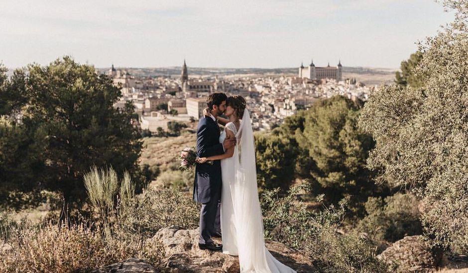 La boda de Cristian y Tami en Toledo, Toledo