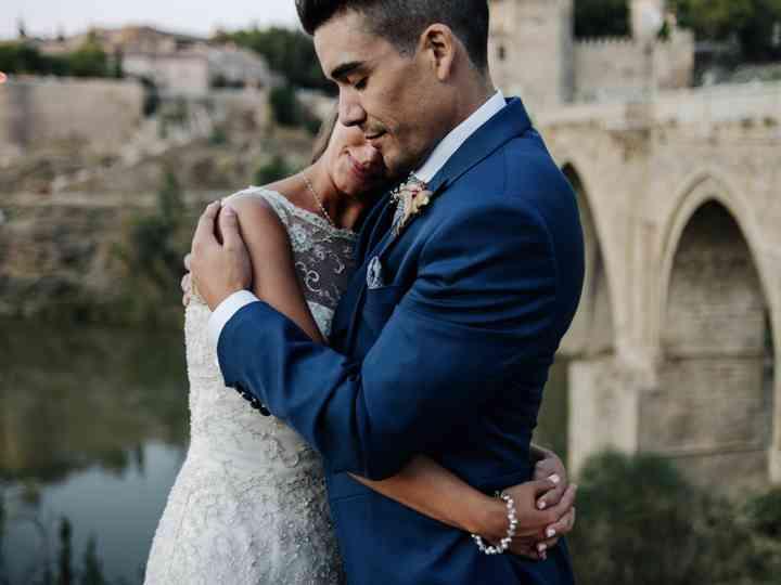 La boda de Magda y Carlos