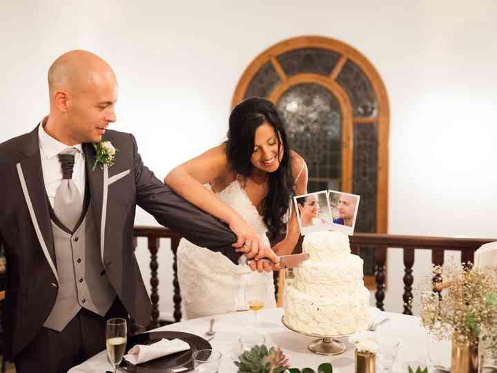 La boda de Verónica y Xavier