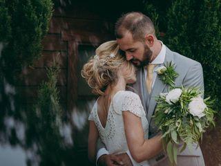 La boda de Tracy Pateras y Eche