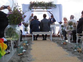 La boda de David y Gerrit