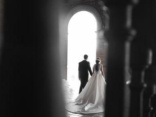 La boda de Nuria y Juan Gabriel