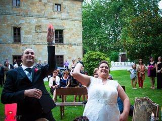 La boda de Amaya y Miguel