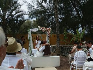 La boda de Fany y Chiqui 1