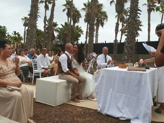 La boda de Fany y Chiqui