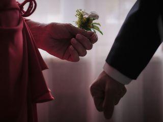 La boda de Mirey y Javier 1