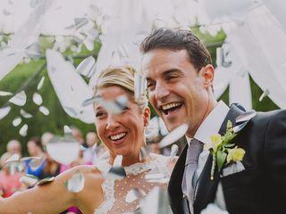 La boda de Angela y Juan