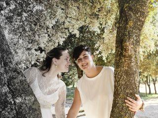 La boda de Judith y Rocio
