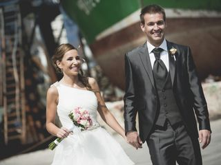 La boda de Nahia y Unai