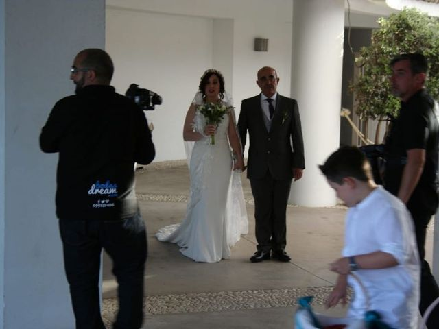 La boda de Javier y Marta en San Roque, Cádiz 3