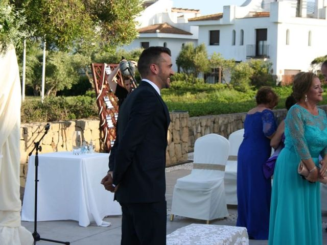 La boda de Javier y Marta en San Roque, Cádiz 6