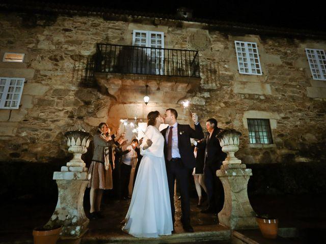 La boda de Alex y Nadia