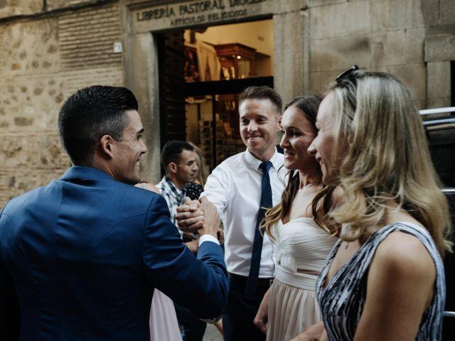 La boda de Carlos y Magda en Toledo, Toledo 66