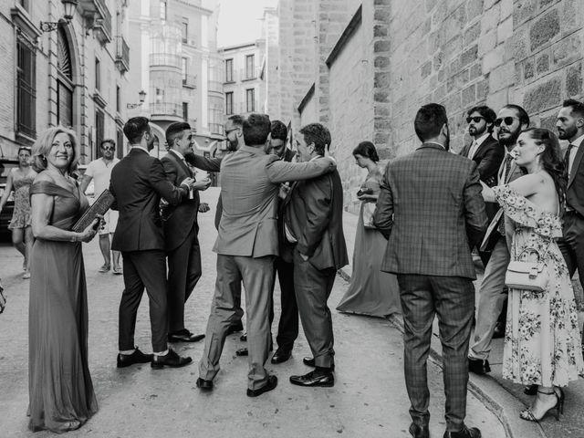 La boda de Carlos y Magda en Toledo, Toledo 67