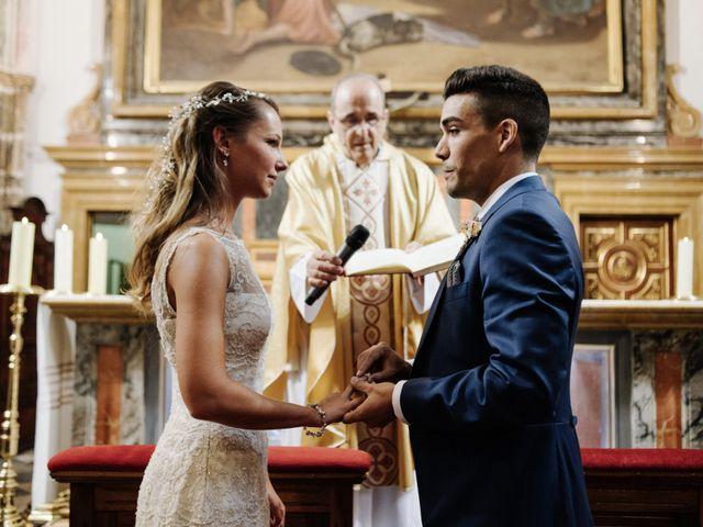 La boda de Carlos y Magda en Toledo, Toledo 123