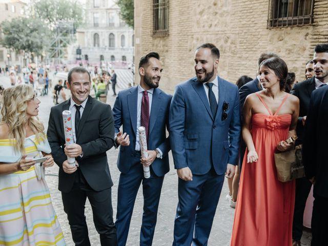 La boda de Carlos y Magda en Toledo, Toledo 140