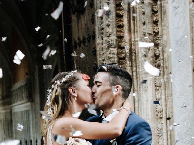 La boda de Carlos y Magda en Toledo, Toledo 142