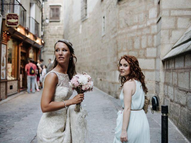 La boda de Carlos y Magda en Toledo, Toledo 148