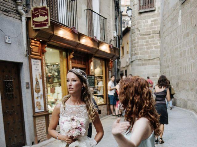 La boda de Carlos y Magda en Toledo, Toledo 149