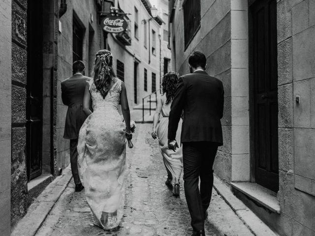 La boda de Carlos y Magda en Toledo, Toledo 150