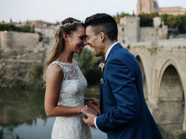 La boda de Carlos y Magda en Toledo, Toledo 153