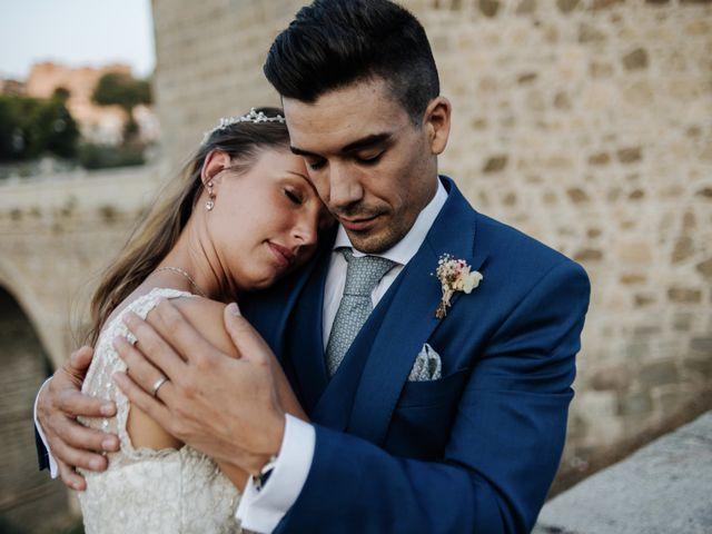 La boda de Carlos y Magda en Toledo, Toledo 154