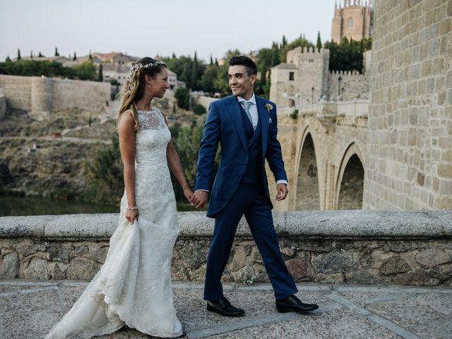 La boda de Carlos y Magda en Toledo, Toledo 159