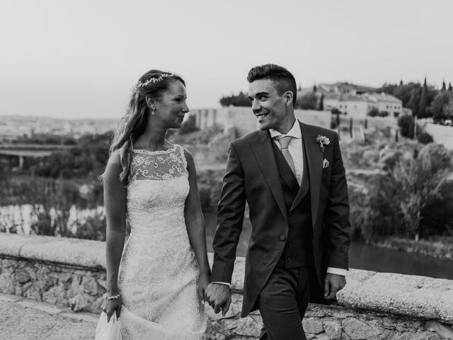 La boda de Carlos y Magda en Toledo, Toledo 160