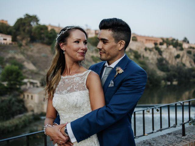 La boda de Carlos y Magda en Toledo, Toledo 161