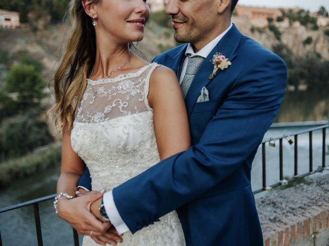 La boda de Carlos y Magda en Toledo, Toledo 162