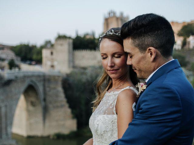La boda de Carlos y Magda en Toledo, Toledo 165